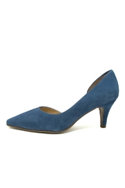 Brenda Zaro Blue Pump - Product Mini Image