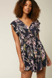 O'Neill Brennon Floral Dress - Product Mini Image