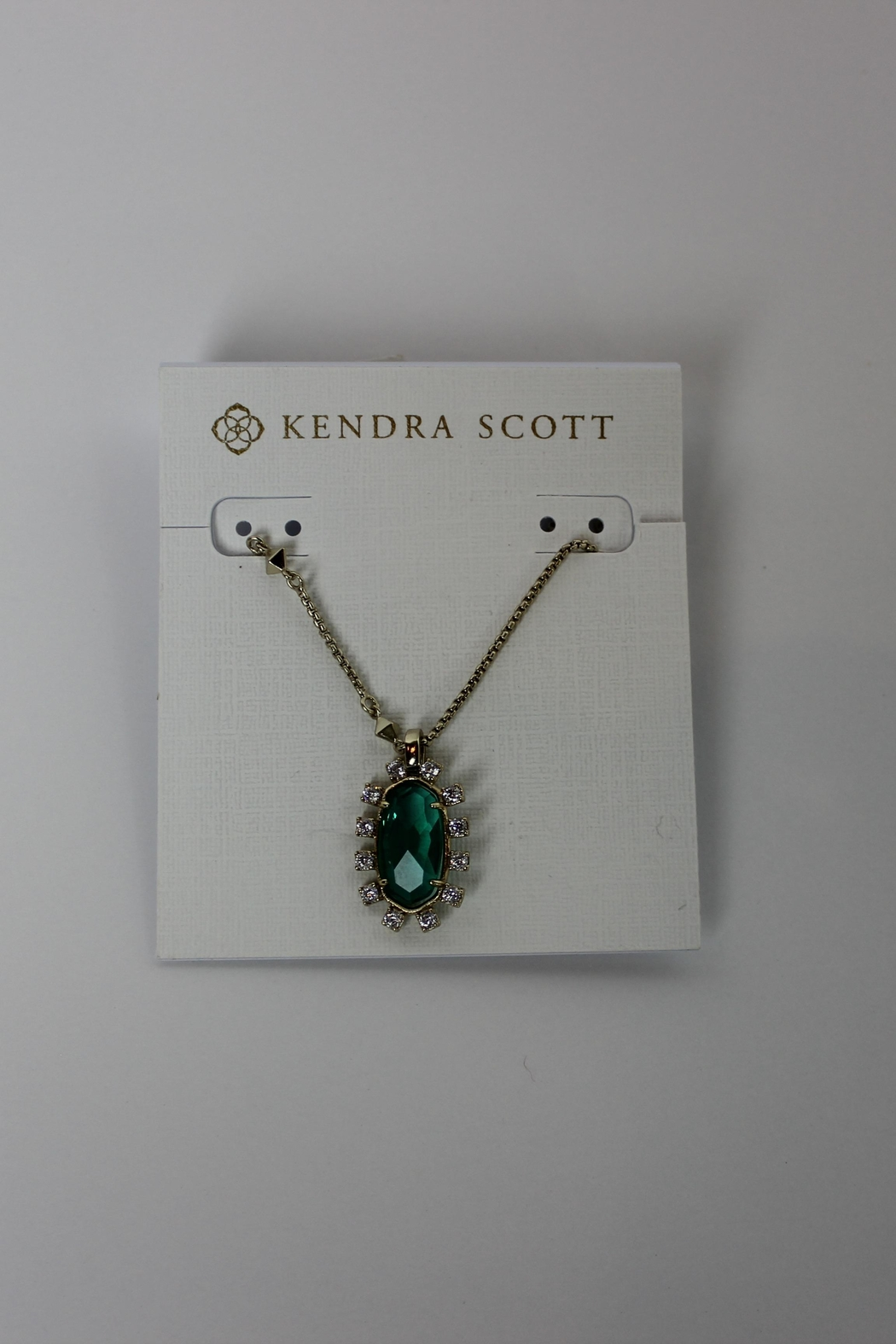 Kendra Scott Brett Pendant Necklace - Front Full Image