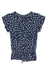 Rails Bretton Navy Daisies - Product Mini Image