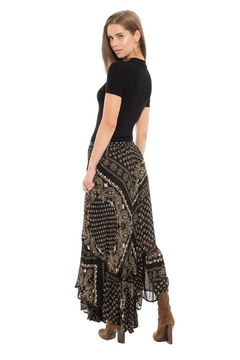 Shoptiques Product: Briana Long Skirt