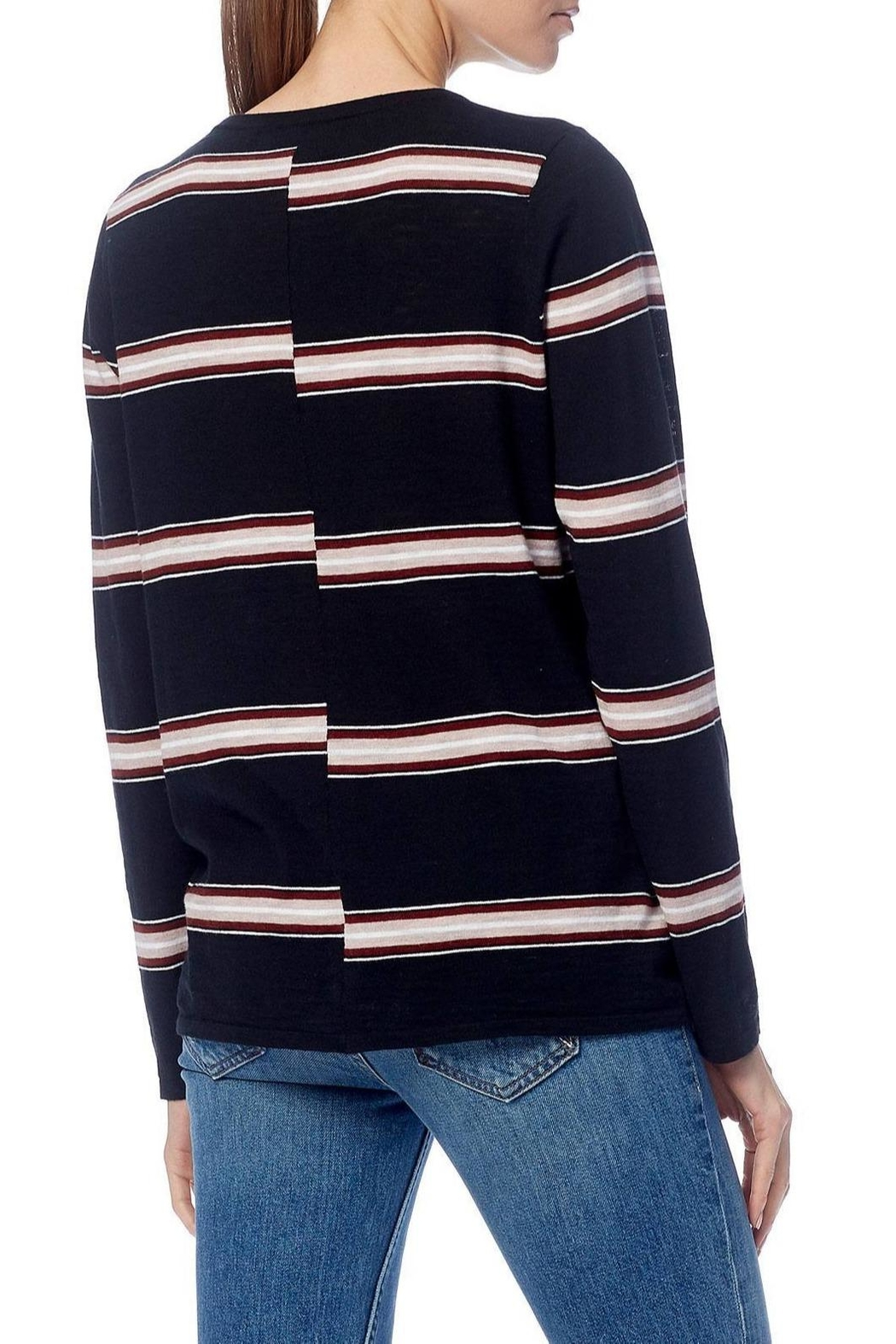 360 Cashmere Brianne Sweater - Front Full Image