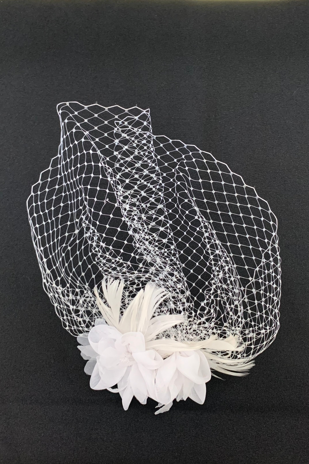 Lucky Collections Bridal Hair Accessory - Main Image