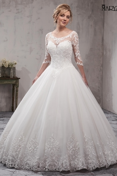 Shoptiques Product: Bridal Wedding Gown In Ivory