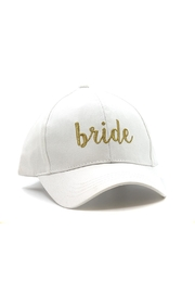 Wild Lilies Jewelry  Bride Baseball Hat - Product Mini Image