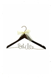 Main Street Collection Bride Hanger - Product Mini Image
