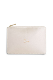 Katie Loxton Bride Perfect Pouch - Front cropped