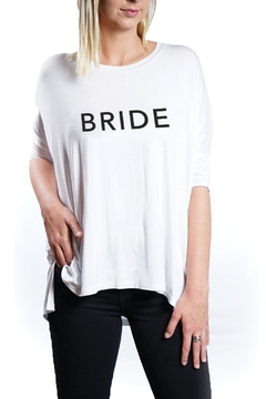 LA Trading Co. Bride Tee Shirt - Alternate List Image