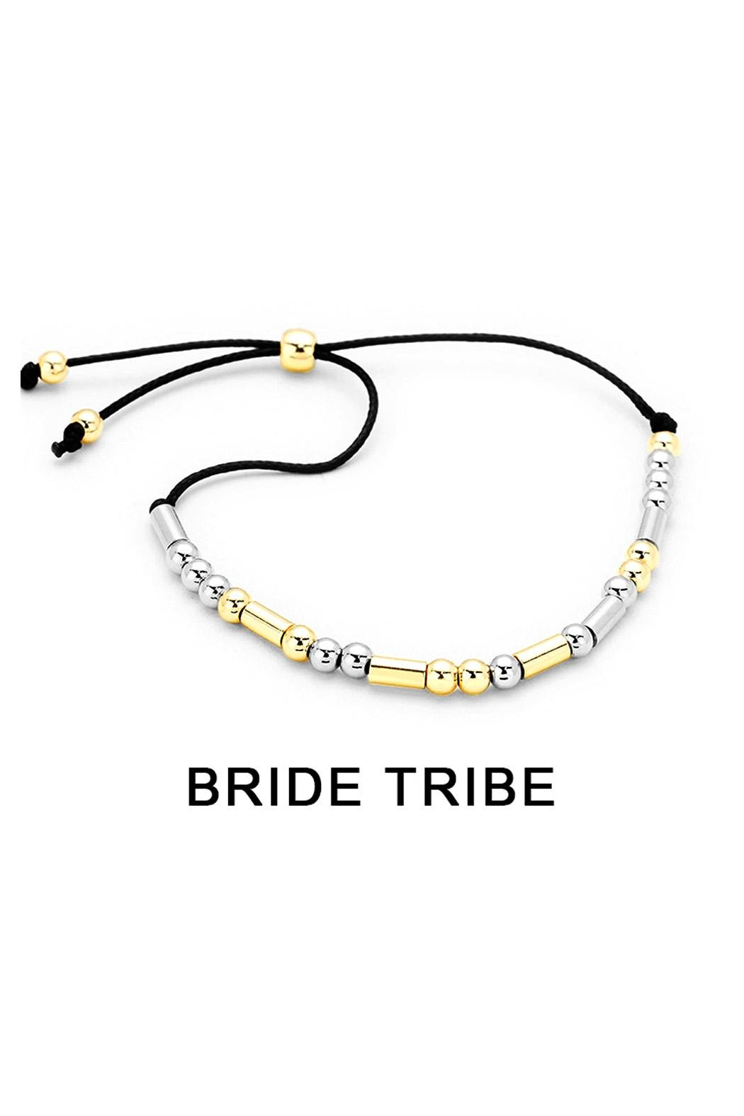 Wild Lilies Jewelry  Bride Tribe Bracelet - Front Cropped Image