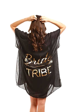 Wona Trading Bride Tribe Cover-Up - Product List Image