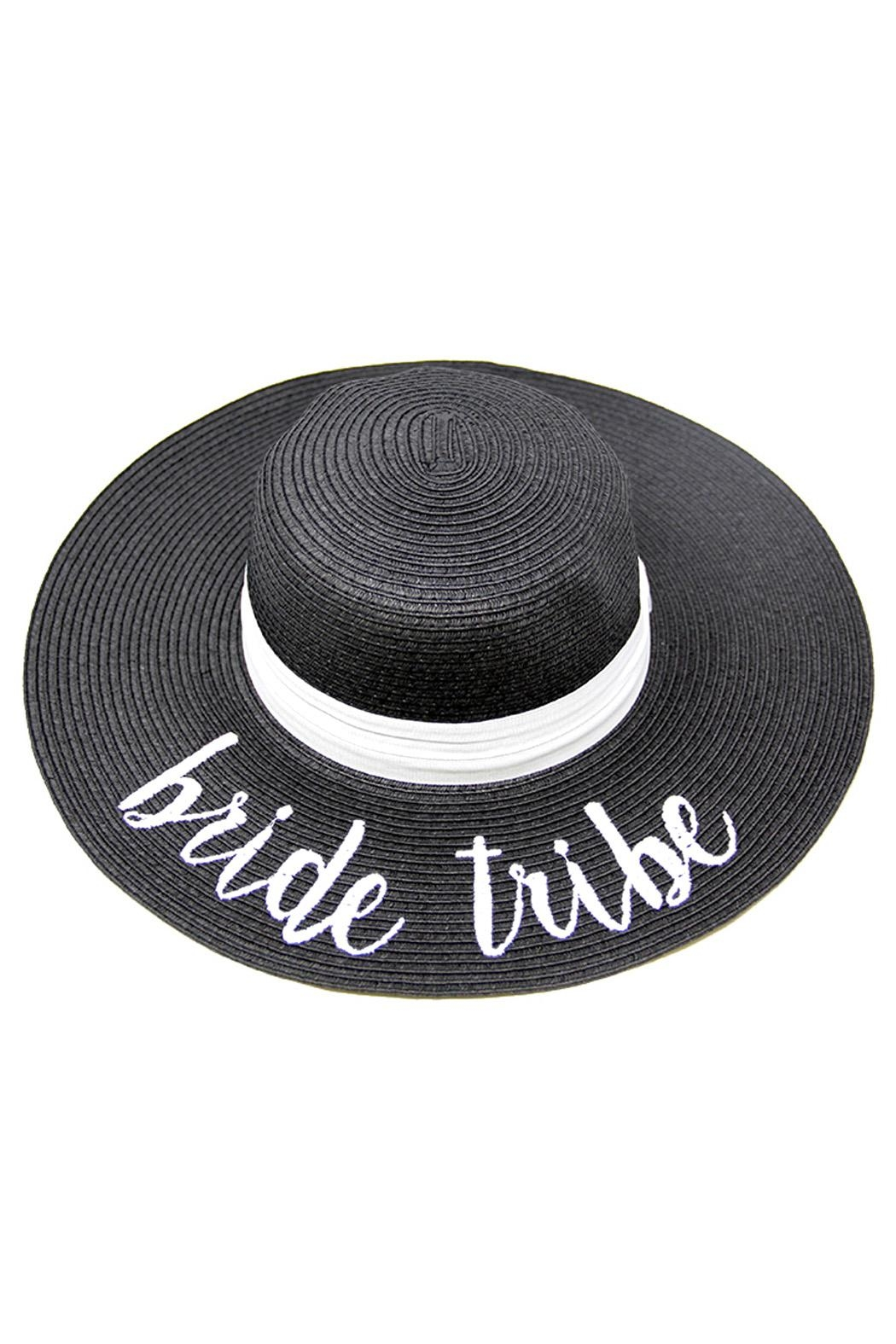 Wild Lilies Jewelry  Bride Tribe Hat - Main Image