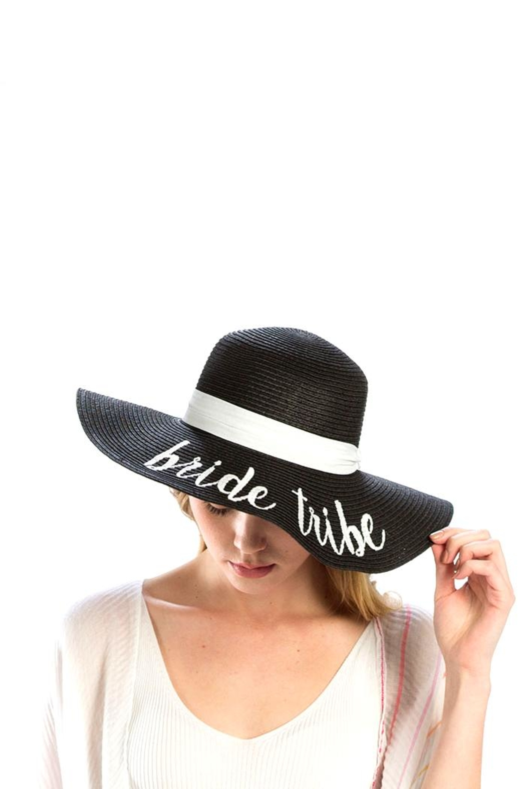 Wona Trading Bride Tribe Sun-Hat - Front Cropped Image