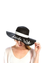 Wona Trading Bride Tribe Sun-Hat - Front cropped