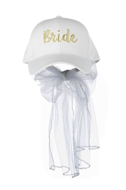 Wild Lilies Jewelry  Bride Veil Hat - Product Mini Image