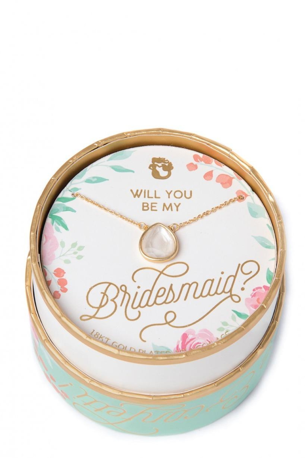 Spartina 449 Bridesmaid Necklace - Front Cropped Image