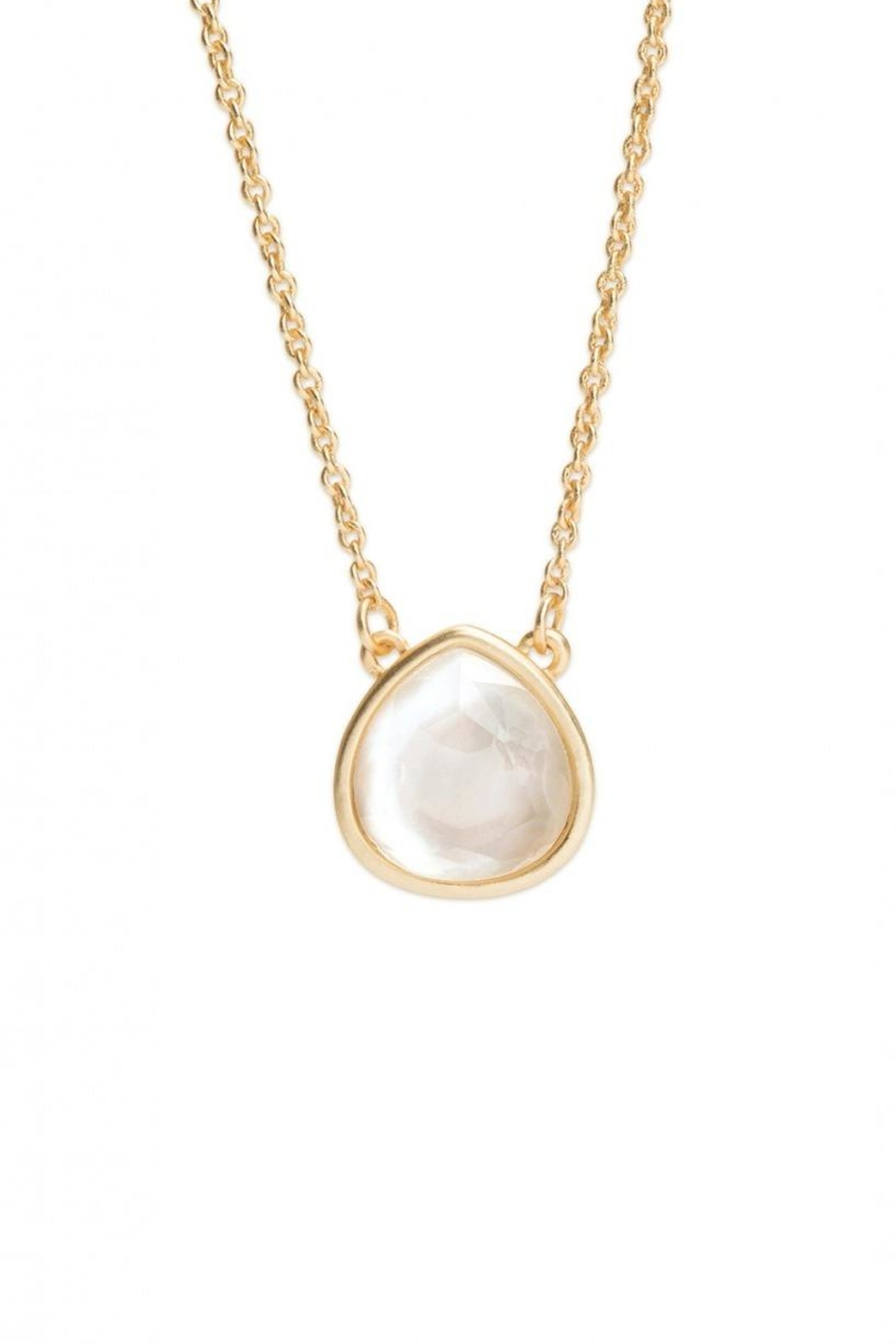 Spartina 449 Bridesmaid Necklace - Front Full Image