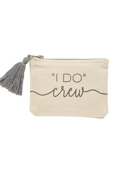 Mud Pie Bridesmaid Pouches - Product List Image