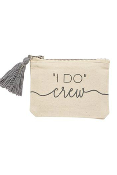 Mud Pie Bridesmaid Pouches - Alternate List Image