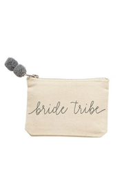 Mud Pie Bridesmaid Pouches - Front cropped