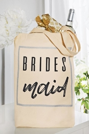 Mud Pie Bridesmaid Tote Bag - Product Mini Image