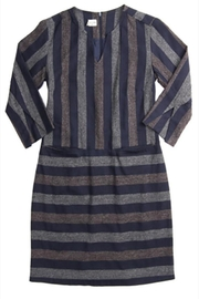 Bridge & Burn Caroline Dress Navy - Other