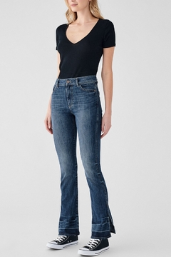 DL 1961 Bridget Bootcut Jean in Altair - Product List Image