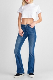 DL 1961 Bridget Bootcut Jeans - Product Mini Image
