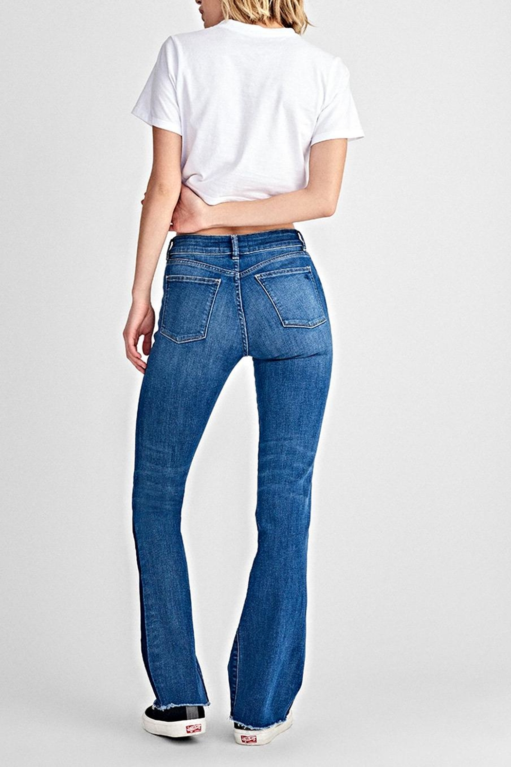 DL 1961 Bridget Mid-Rise Bootcut - Front Full Image