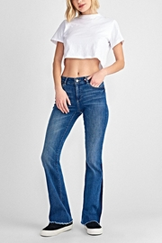 DL 1961 Bridget Mid-Rise Bootcut - Side cropped