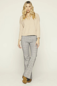 Knot Sisters Bridget Cropped Sweater - Product List Image