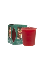 Bridgewater Candle Company Christmas Bliss Votive Candle - Front cropped