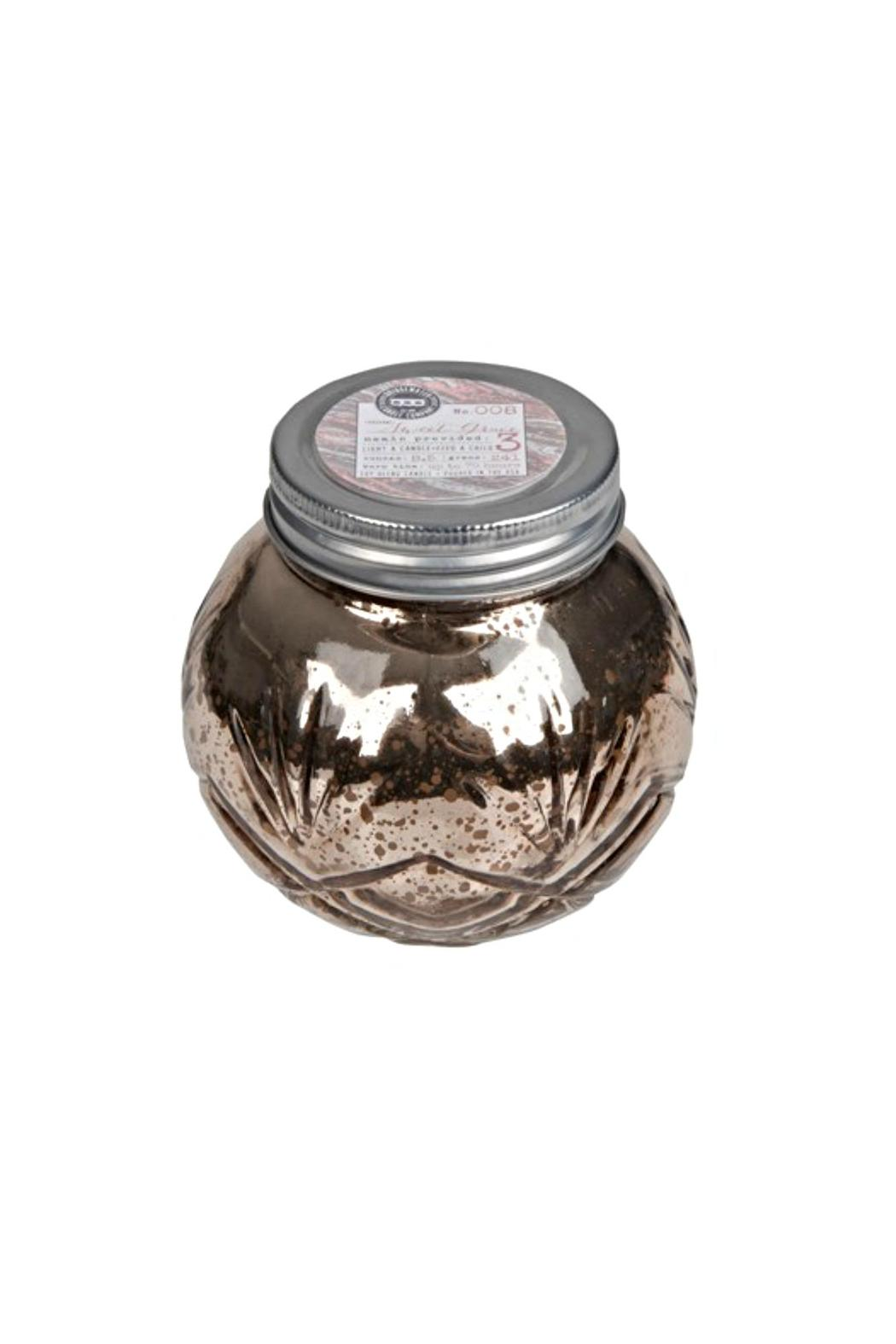 Bridgewater Candle Company Sweet-Grace Metallic Candle from