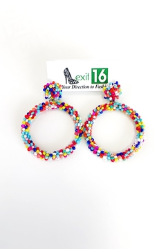 My Girl in LA Briella Earrings - Alternate List Image