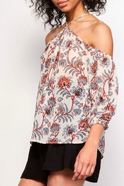 BB Dakota Briella Printed Top - Product Mini Image
