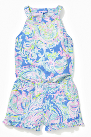 Lilly Pulitzer Girls Brienne Romper - Product Mini Image