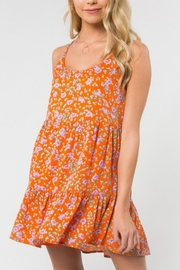 ALB Anchorage Bright Floral Sundress - Front cropped