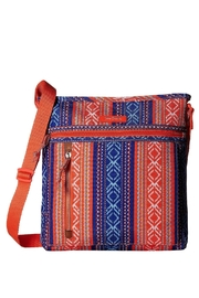 Vera Bradley Bright Serape Stripe-Crossbody - Product Mini Image