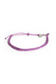 Pura Vida BRIGHT SOLID  BRACELET-LIGHT PURPLE - Product Mini Image