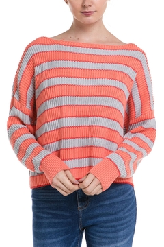 Lumiere Bright Striped Sweater - Product List Image