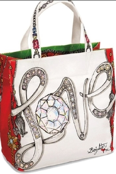 Brighton All That Glitters Tote - Product List Image