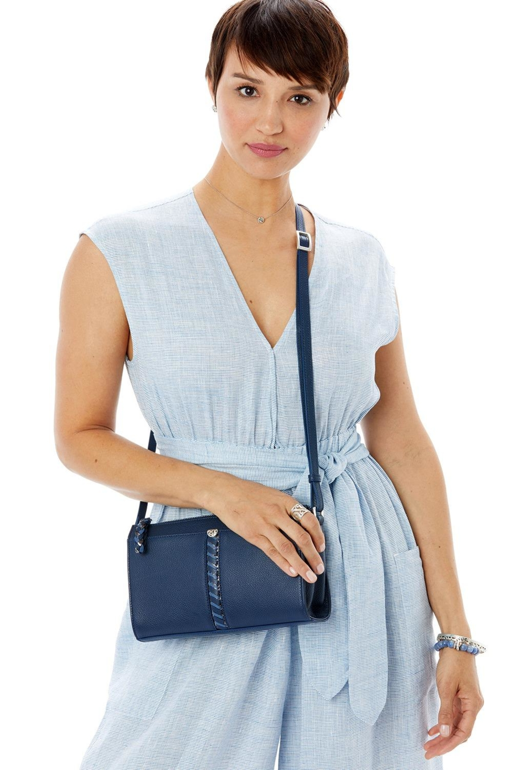 Brighton Baby Beau Crossbody - Back Cropped Image
