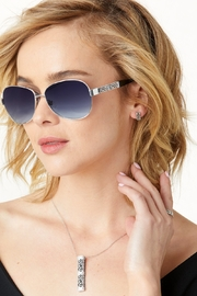 Brighton Baroness Sunglasses A12840 - Front full body