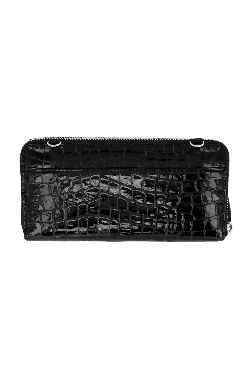 Brighton Bellissimo Heart Zip-Wallet - Side Cropped Image