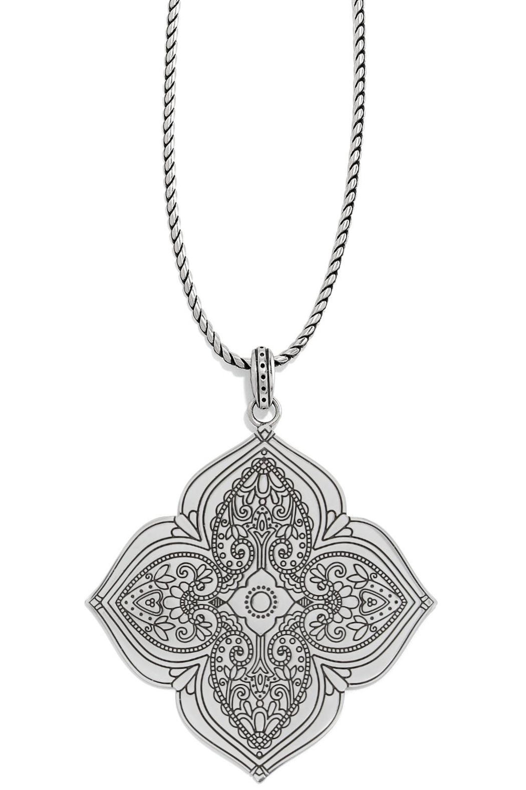 Brighton Casablanca Convertible Necklace - Front Full Image
