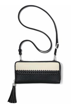 Shoptiques Product: Colorblock Zip Wallet