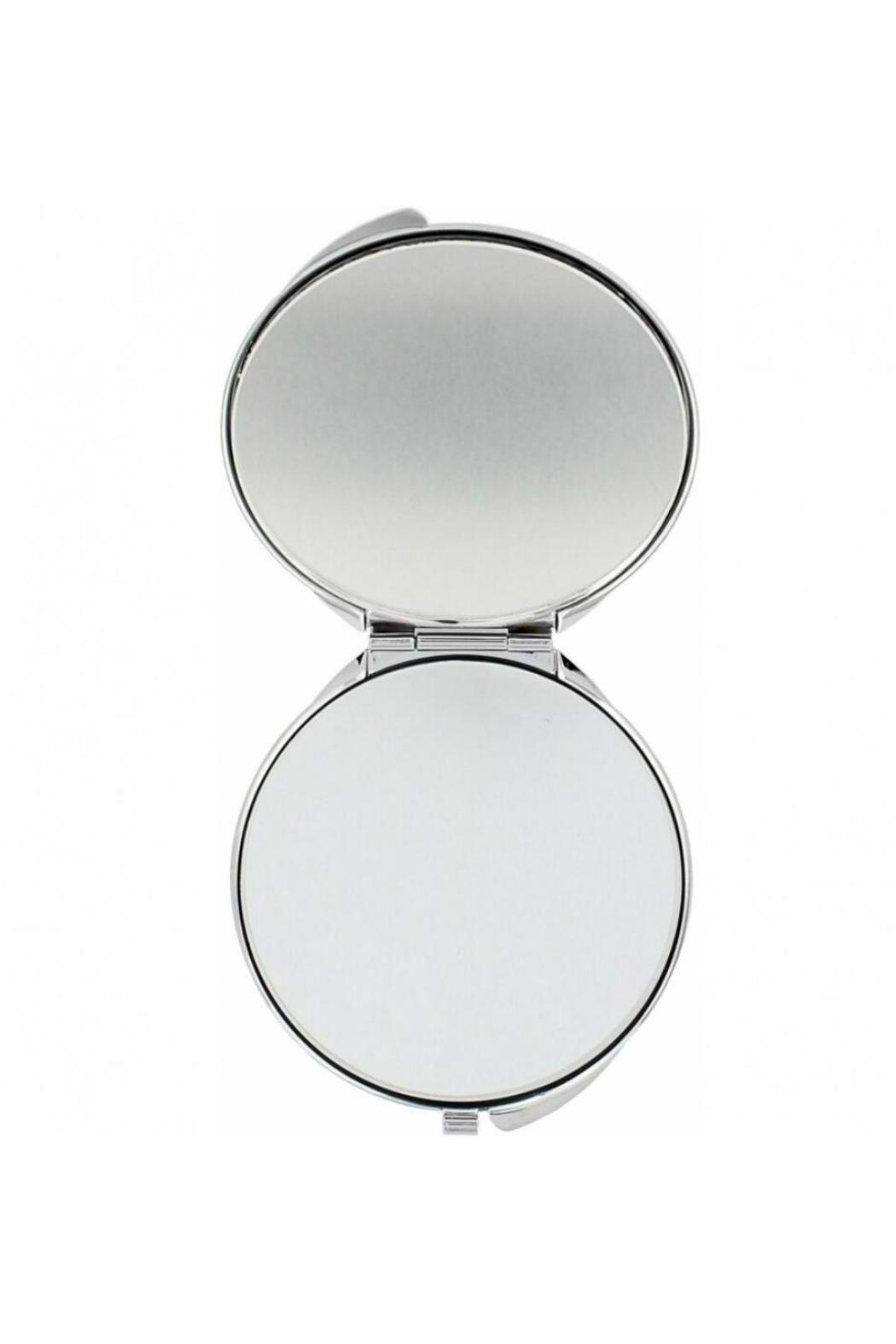 Brighton Compact Mirror - Side Cropped Image