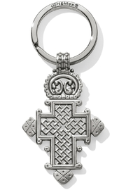 Brighton Ethiopian Cross Key Fob E17880 - Product Mini Image