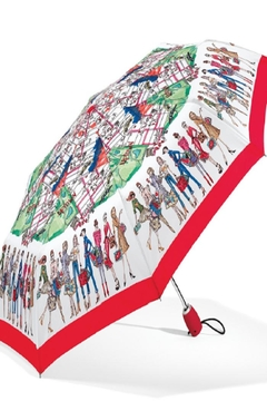Shoptiques Product: Fashionista Passport Umbrella