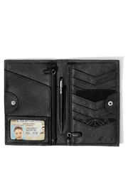 Brighton Ferrara Folio Wallet - Front full body