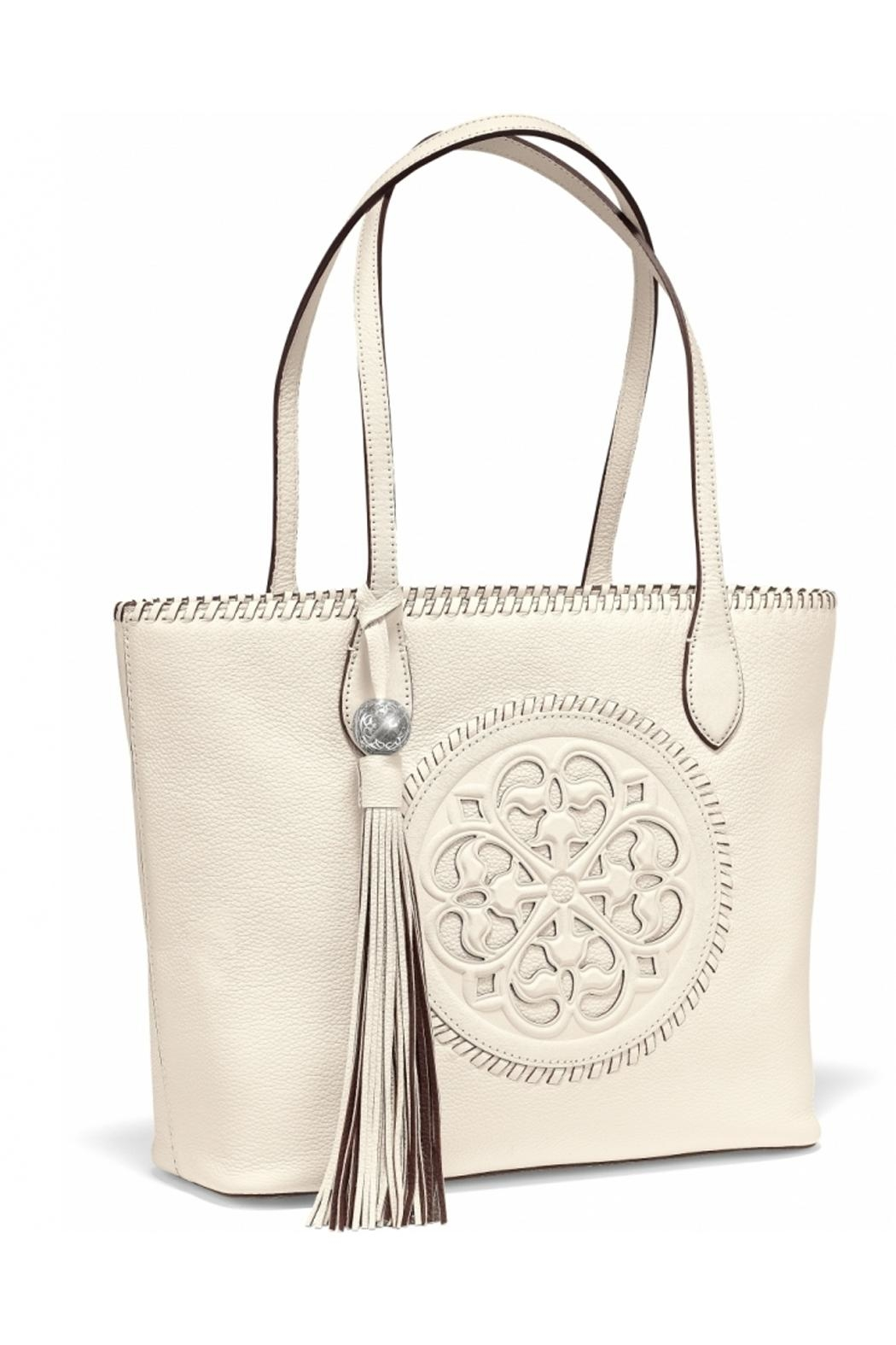 Brighton Gabrielle Medallion Tote - Front Cropped Image